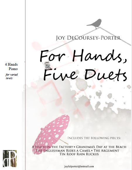 For Hands, Five Duets JDP030417FHFD thumbnail
